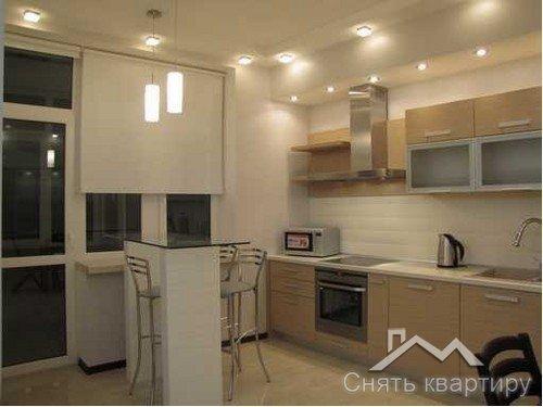 Аренда двухкомнатной квартиры Старонаводницкая 6 Б