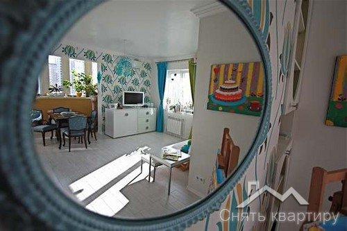 Однокомнатая квартира на Урловской