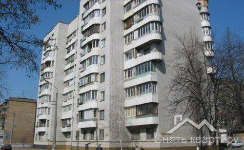 Снять квартиру Межигорская 50
