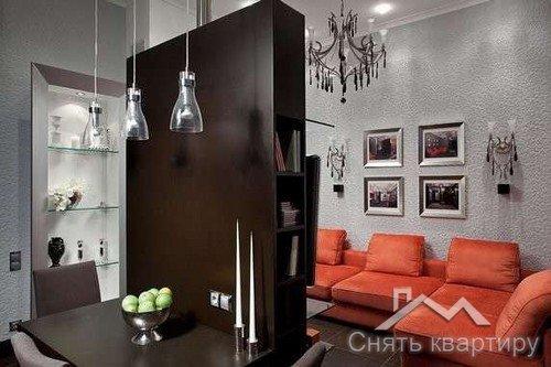 Сдам квартиру Воровского 9