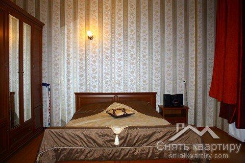 Аренда двухкомнатной квартиры Жилянская 59 Дипломат Холл