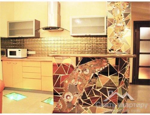 Аренда двухуровневой квартиры на Андреевском спуске 2 В