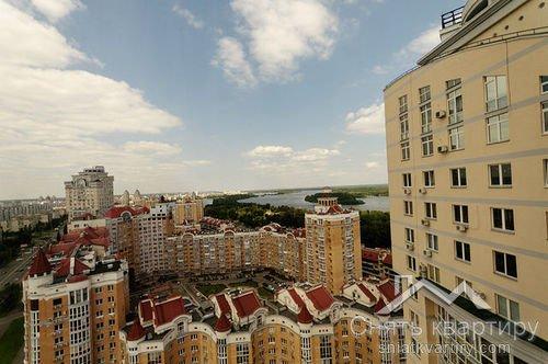 Аренда VIP апартаментов на Оболонских Липках ЖК Оазис по пр. Героев Сталинграда 2 Г