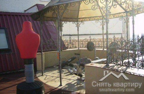 Аренда, продажа двухуровневого пентхауса на пр. Героев Сталинграда 10 А ЖК Оазис