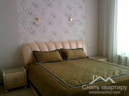 Аренда двухкомнатной квартиры в Дипломат Холле улица Жилянская 59