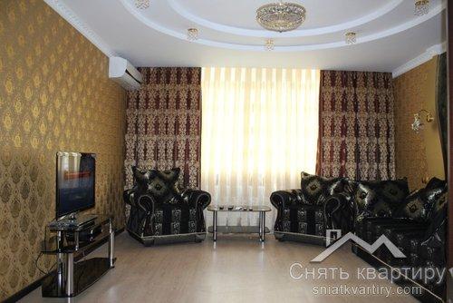 Аренда квартиры в ЖК Парковай город (ЖК Паркове місто) что на Вышгородской 45