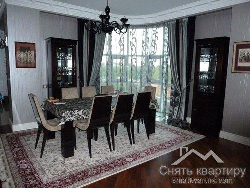 Аренда большой квартиры по улице Зверинецкая 59 ЖК Триумф