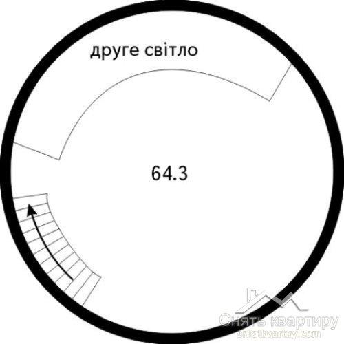 Аренда Пентхауса Леси Украинки 7б